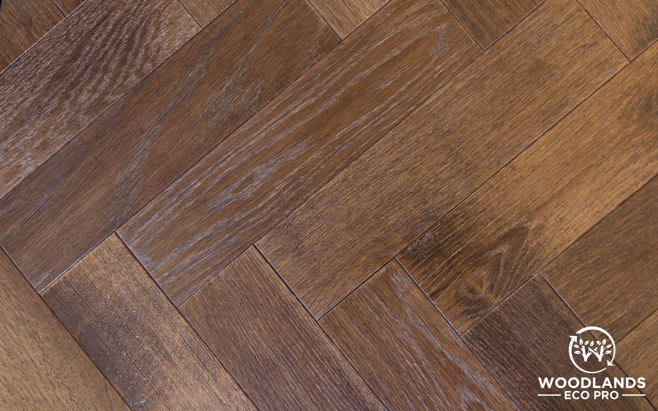 Woodlands Eco Pro Cappuccino Oak Parquet