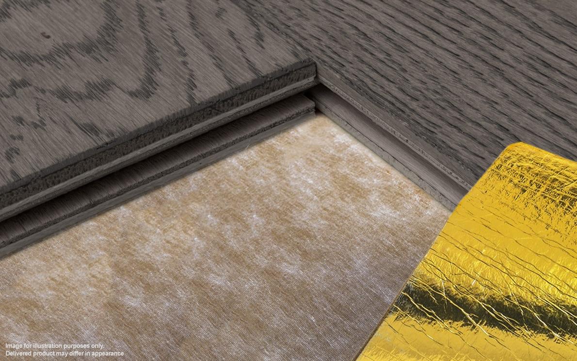 TimberMaster Foil Backed Underlay
