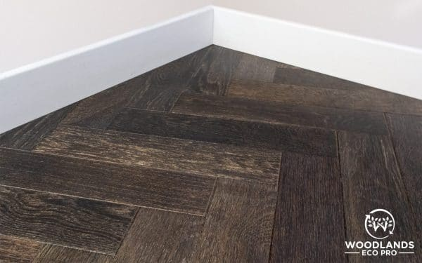 Woodlands Eco Pro Peppercorn Oak Parquet