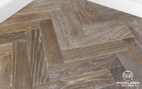 Woodlands Eco Pro Silver Fox Oak Parquet