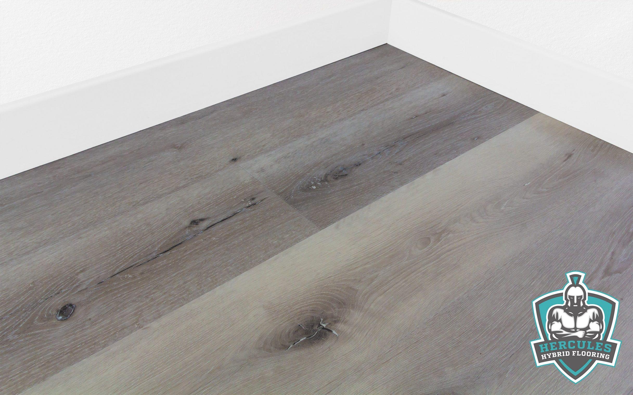 Hercules Hybrid Silver Driftwood Oak