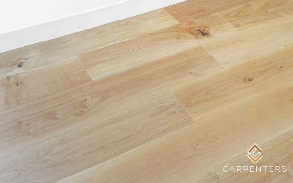 Carpenters Oak Brushed & Oiled 190 Random Length