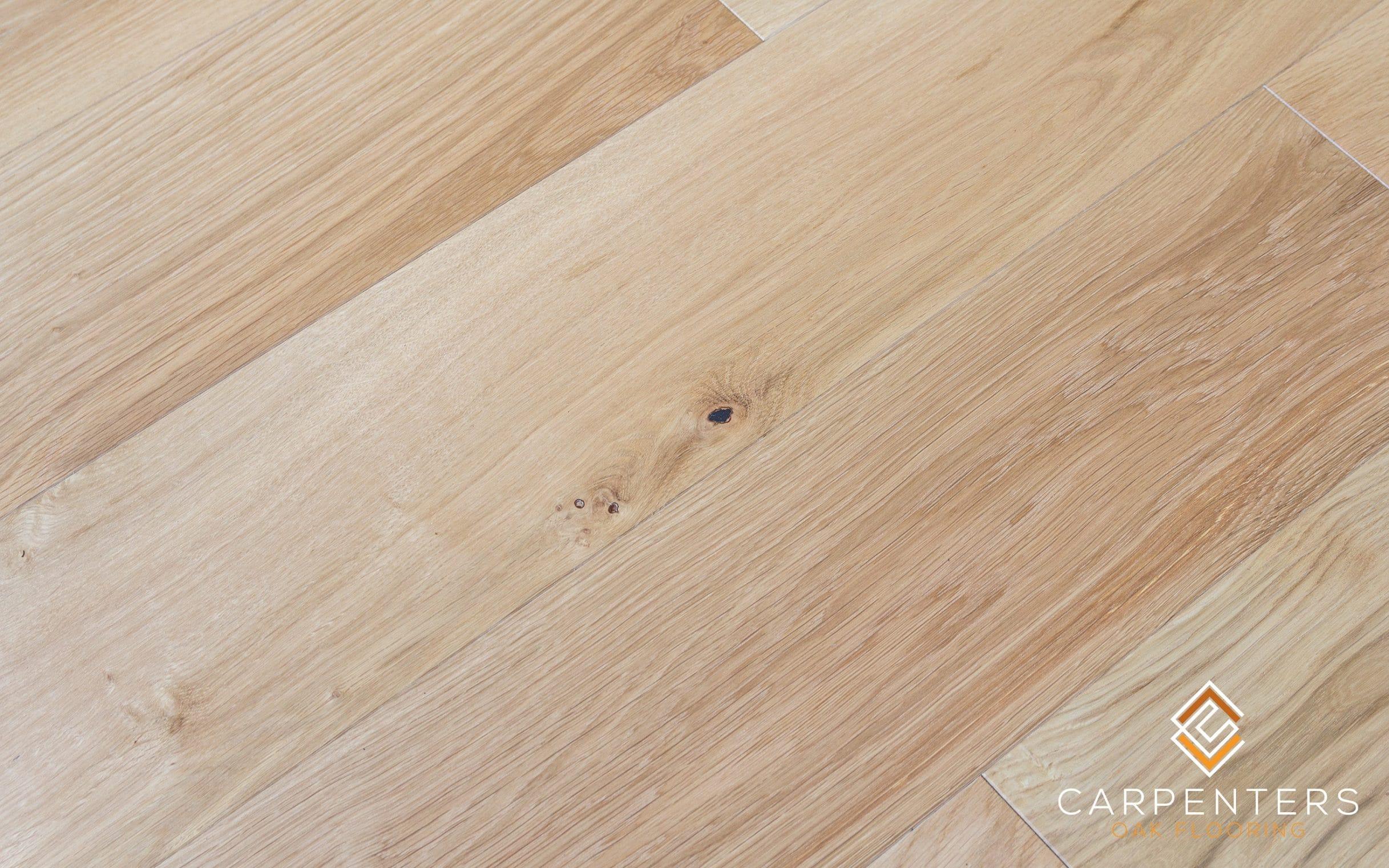 Carpenters Solid Oak Lacquered 150