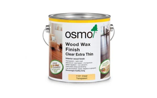 Osmo Wood Wax Clear Finish 1101