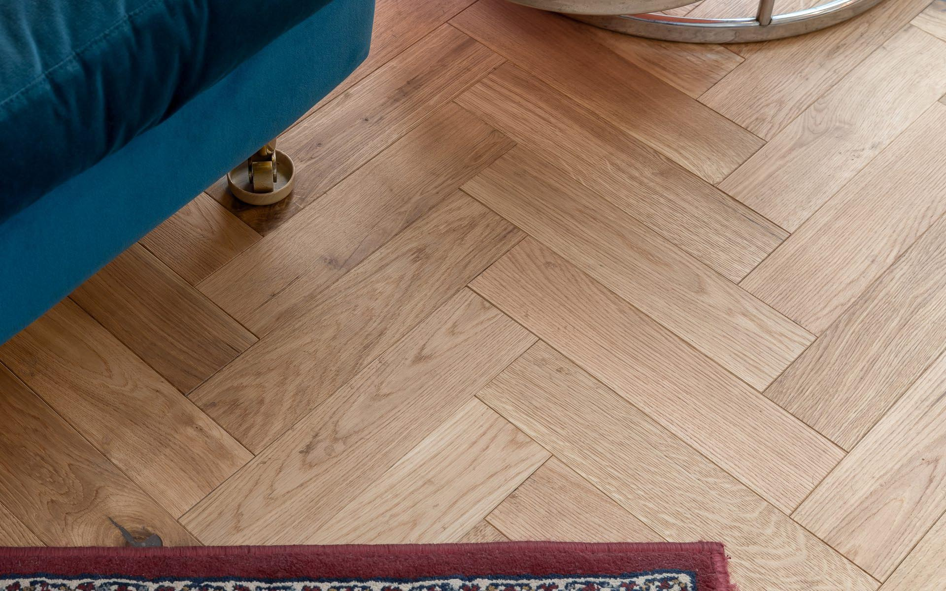 Woodlands Eco Pro Oiled Oak Parquet